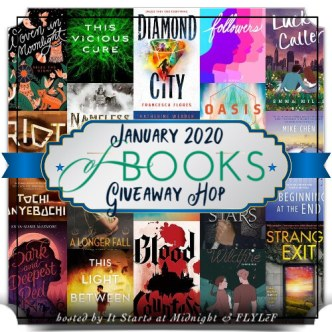 January 2020 Book Giveaway