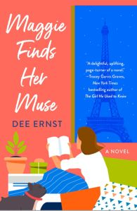 Review: Maggie Finds Her Muse by Dee Ernst