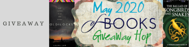 May 2020 New Release Book Giveaway Hop