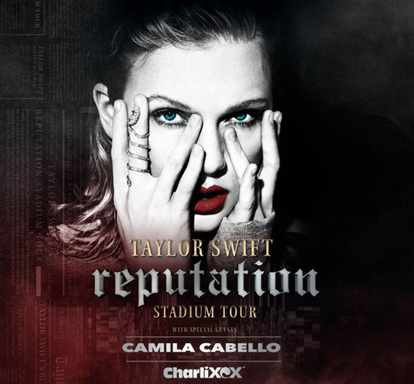 Book Tag: reputation Stadium Tour | Taylor Swift
