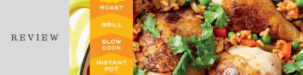 Cookbook Review: Winner! Winner! Chicken Dinner