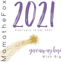 Amazon Giveaway: Wish Big