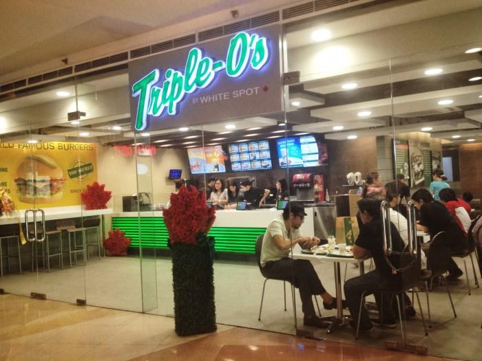 Triple os manila Philippines