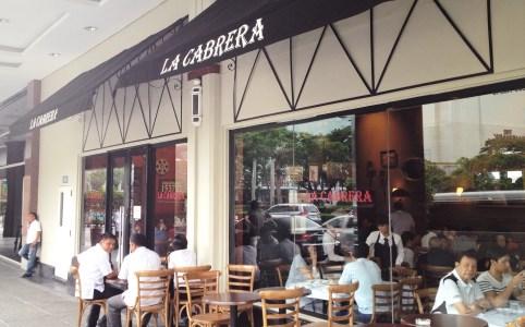 La Cabrera Manila