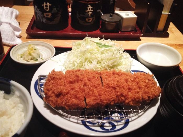 Maisen Tonkatsu Top 10 Foods You Must Eat in Tokyo