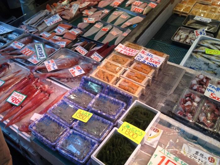 Sushi Zanmai Tsukiji