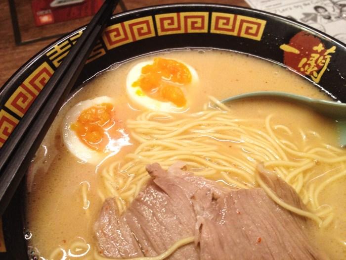 Ichiran Ramen Top 10 Foods You Must Eat in Tokyo