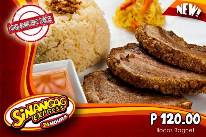 sinangag express late night 24 hour restaurants in manila