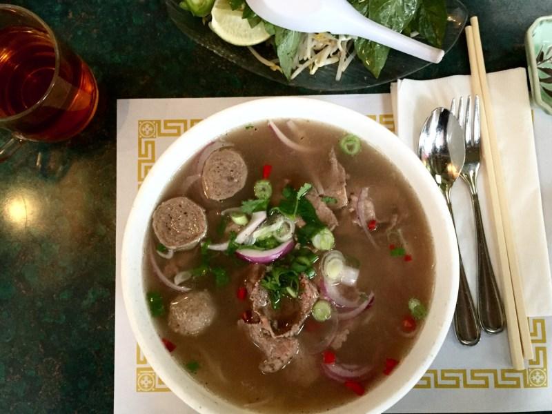 Sais Vietnamese Restaurant San Francisco