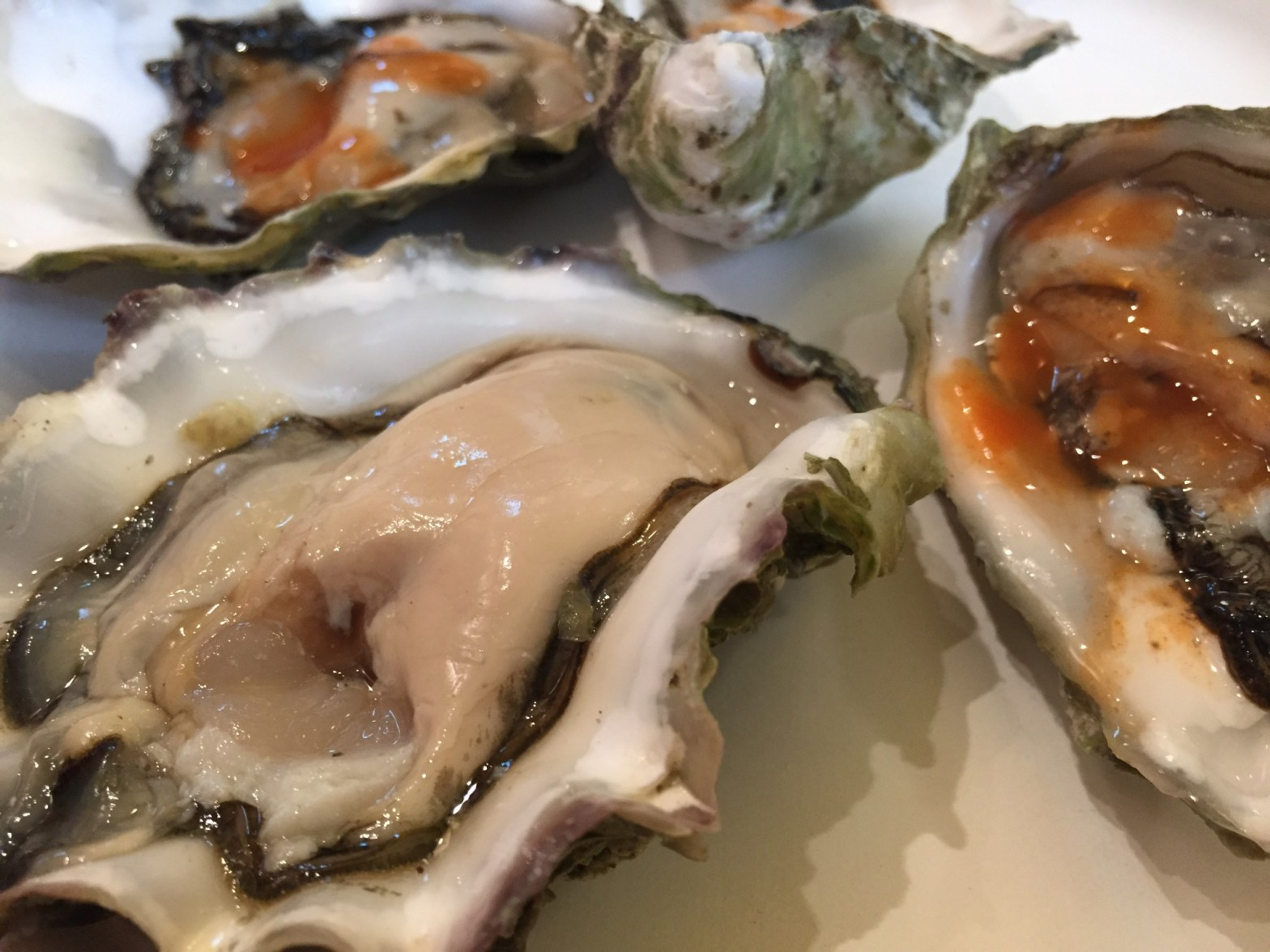 Oyster never tasted this fresh and fast, until San Francisco Fish Company.