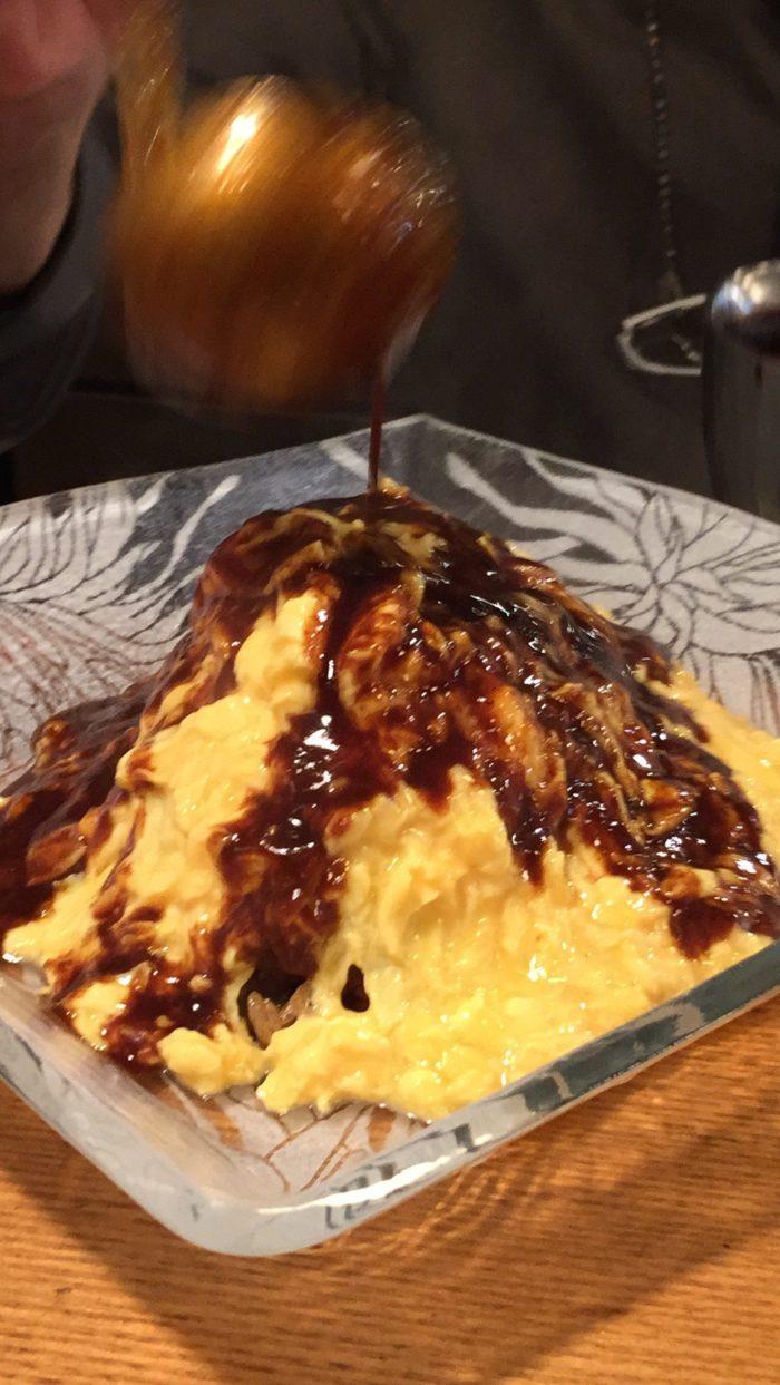 Kichi Kichi Best Omurice Kyoto 1