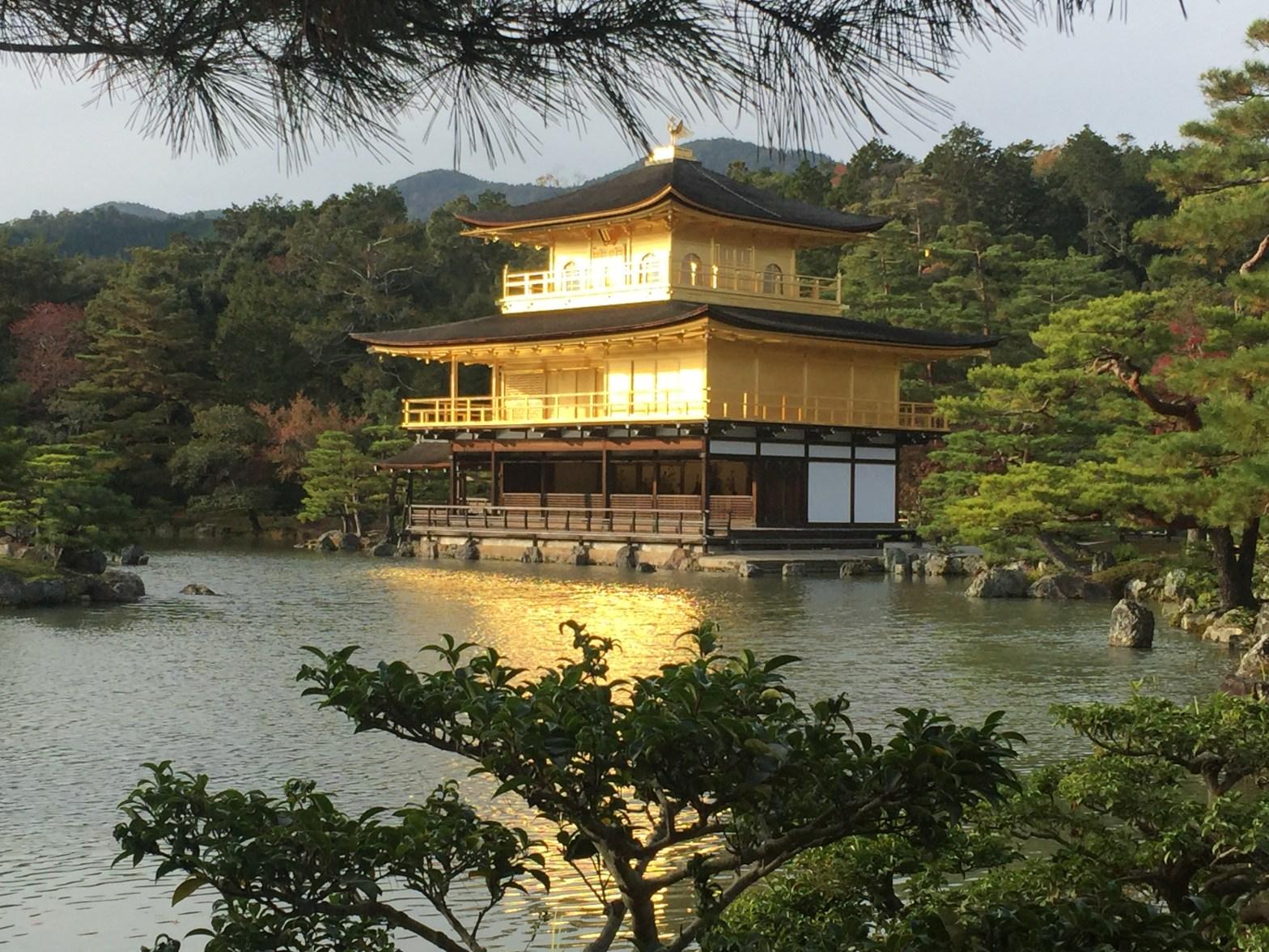 Kinkakuji Kyoto 2