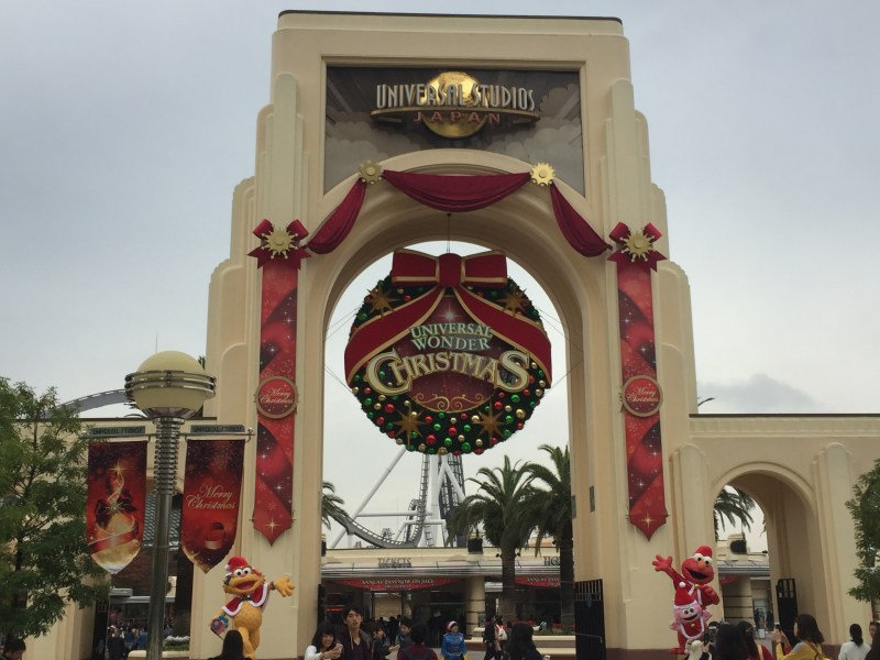Universal Studios Japan USJ 6