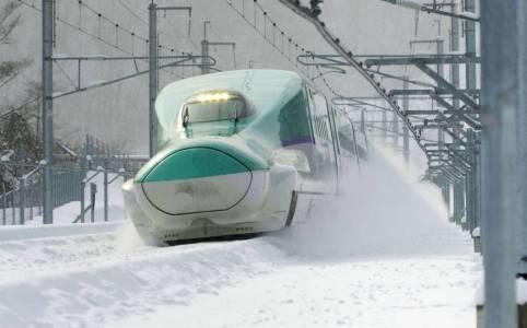 jr hokkaido shinkansen hakodate