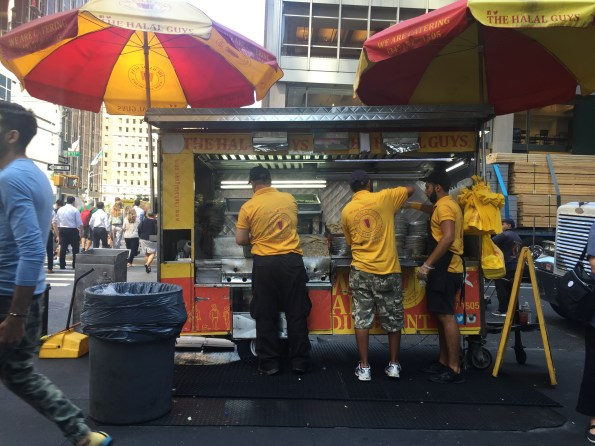The Halal Guys 53rd NYC 3