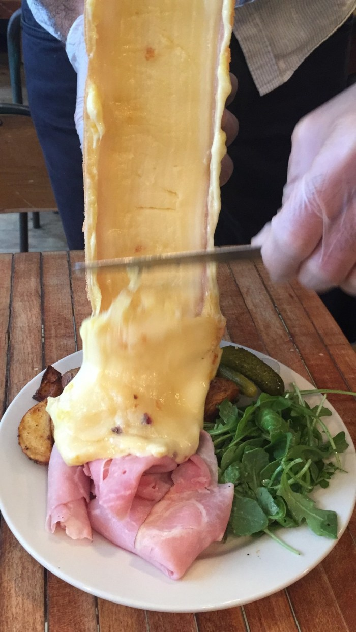 Raclette NYC 4