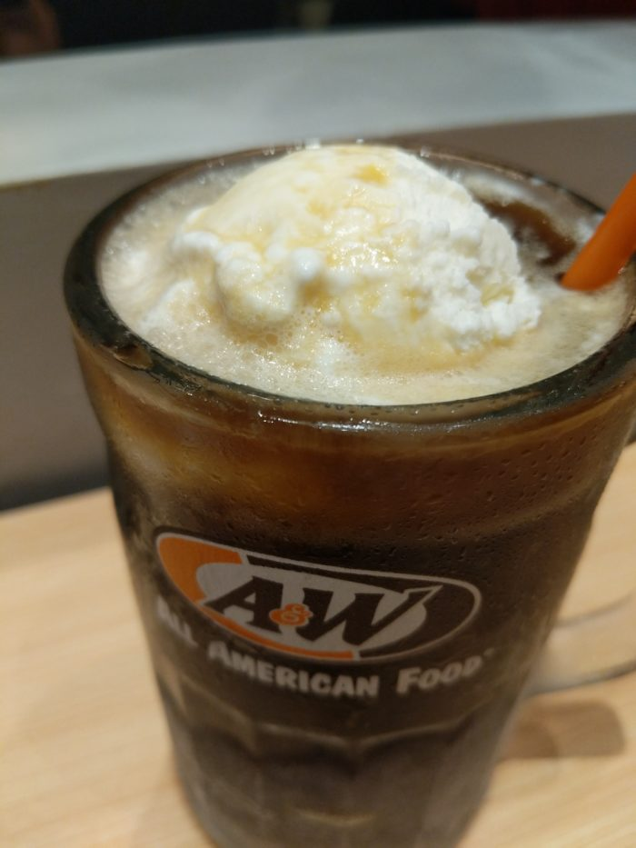 A&W Jewel Changi 2