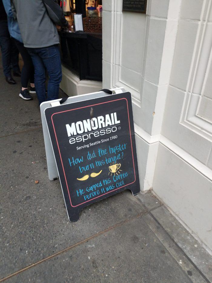 Monorail Espresso Seattle 2