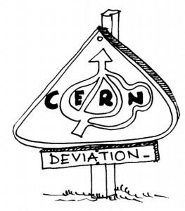 CERN deviation FC 91