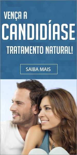Ilustração - Vença a candidíase, tratamento natural.