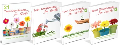 Teen Devotional Books