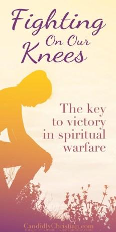 fighting spiritual battles