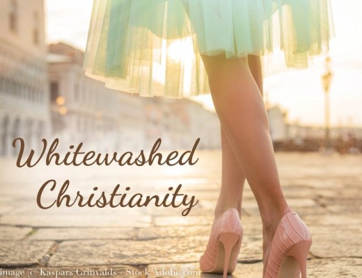whitewashed christianity