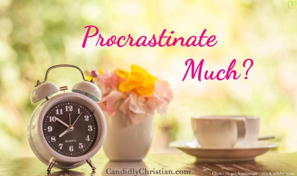 3 Steps to Overcome Laziness ~ Candidly Christian