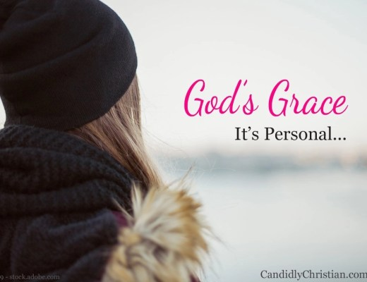 God's Grace... it's personal