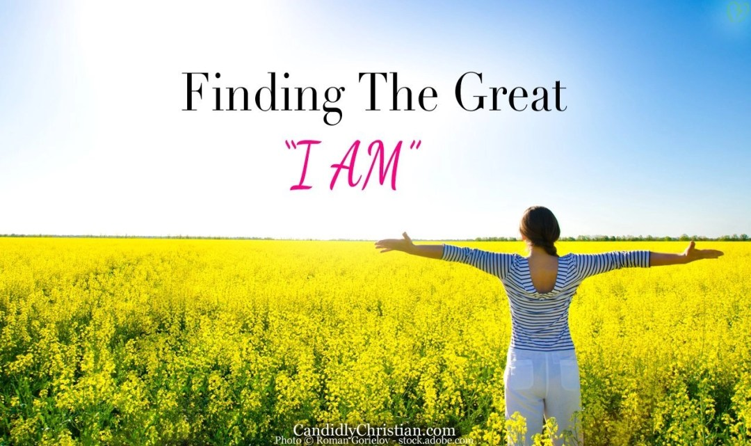 "Are You Seeking God? Discover The Great ""I AM"""