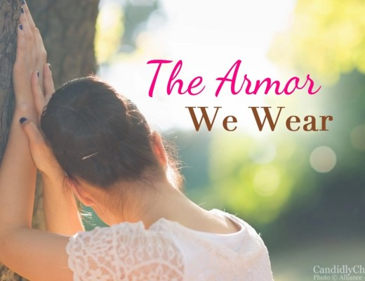 The armor we wear...