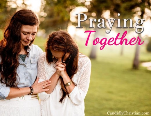 Praying together