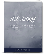 His Story by Sarah Callen