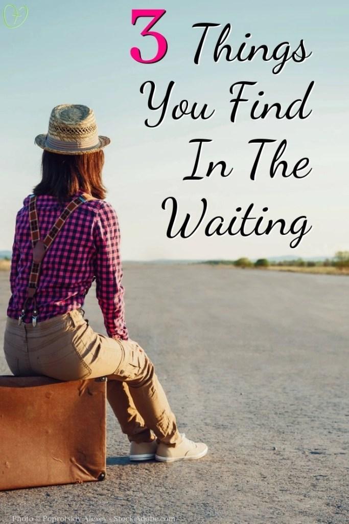 3 Things You Find In The Waiting #HisGraceGirls