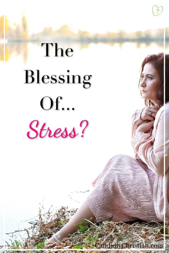 Can stress be a blessing? Find out in this post #Blessed