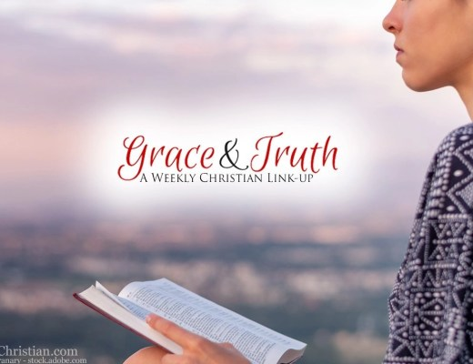 Grace and truth for your prayer life