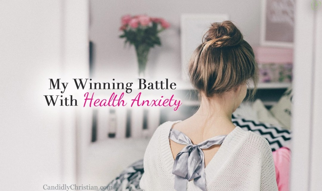 My winning battle with health anxiety