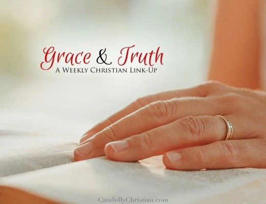 Grace & Truth a weekly Christian link up