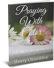Praying with Color by Sherry Chamblee
