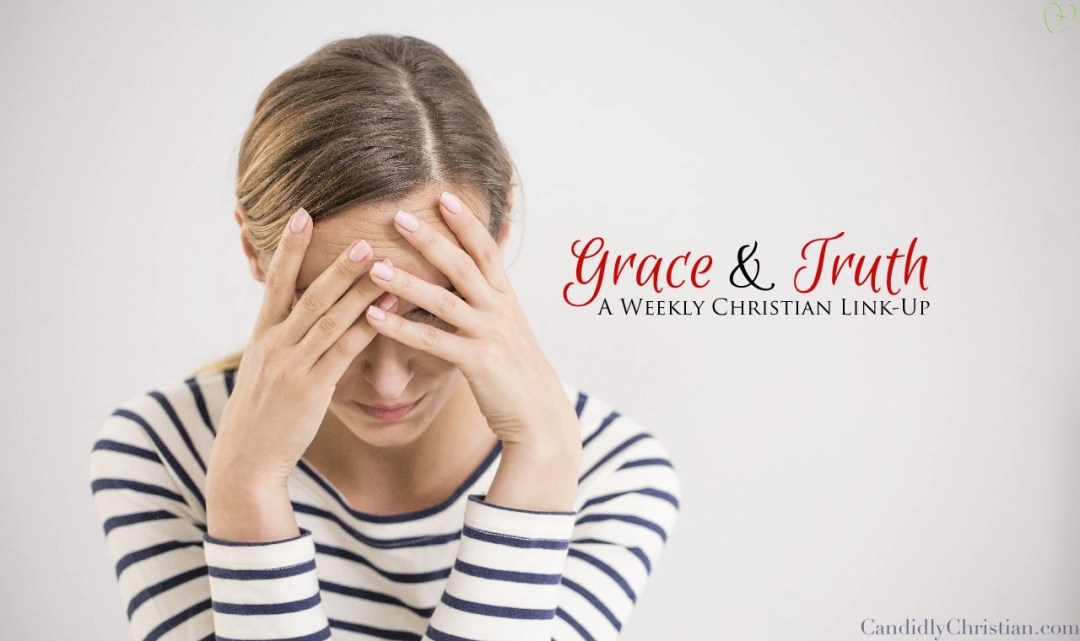 Prayer is powerful - grace and truth link up