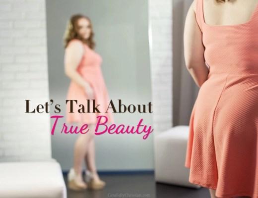 Let's talk about true beauty