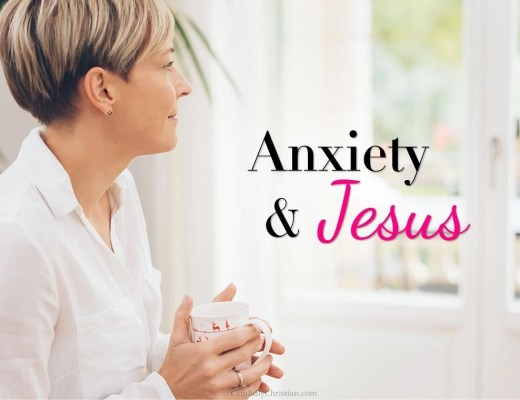 Anxiety and Jesus