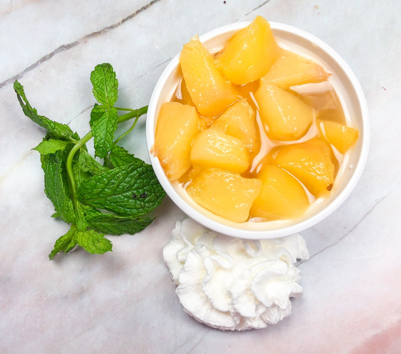 Fresh Fruit Compote