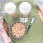 Lotus Iced Coffee