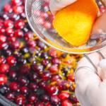 zest and juice the orange fresh