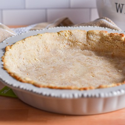Paleo Pie Crust by Candidly Delicious