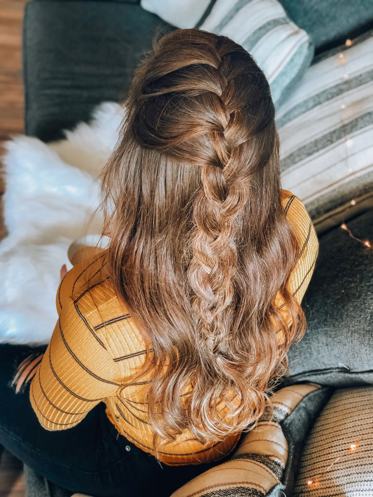 5 Fall Hairstyles You Can Do In Under 5 Minutes Candidly Kristianna