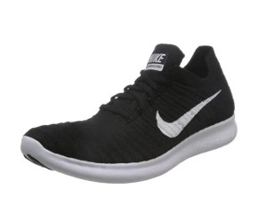 NIKE Free Rn Flyknit 2017, Men's Competition Jogging Shoes