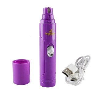 Cat Hertzko Electric Pet Nail Grinder by for Gentle and Painless Paws