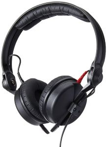 Best headsets for music Sennheiser HD 25 Professional